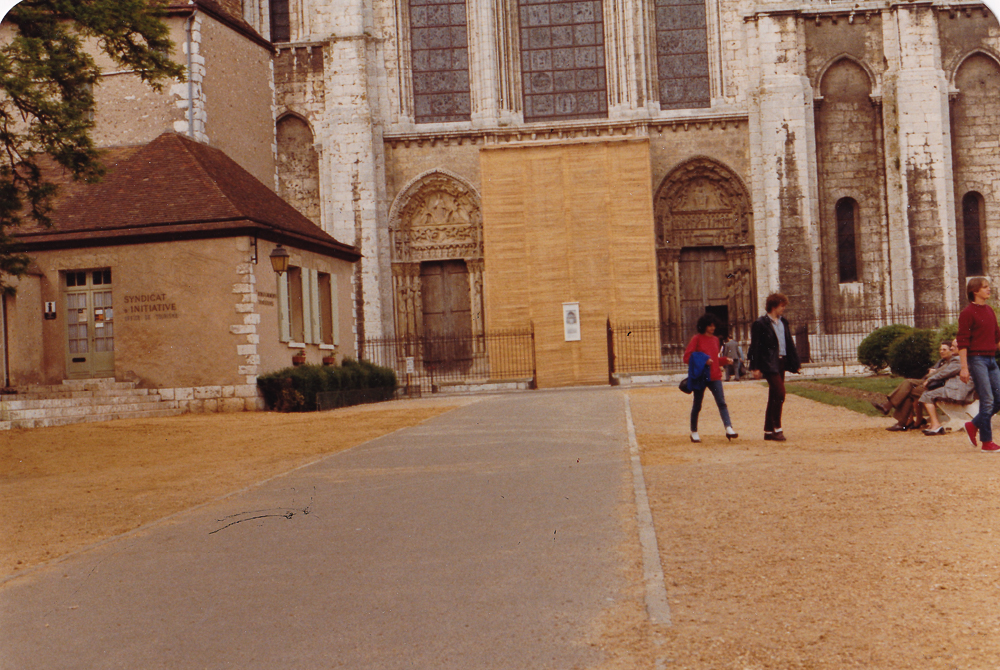 Chartres- 1982