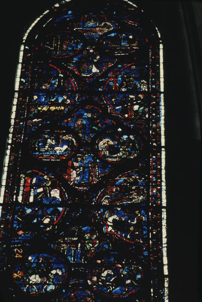 ChartresGlass Box M Slides 120