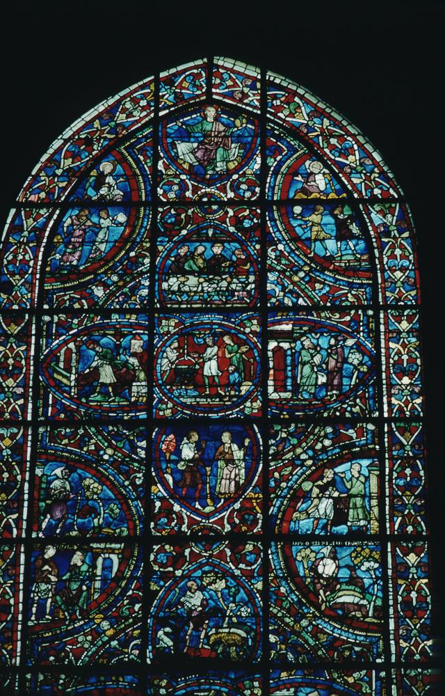 ChartresGlass Box M Slides 125