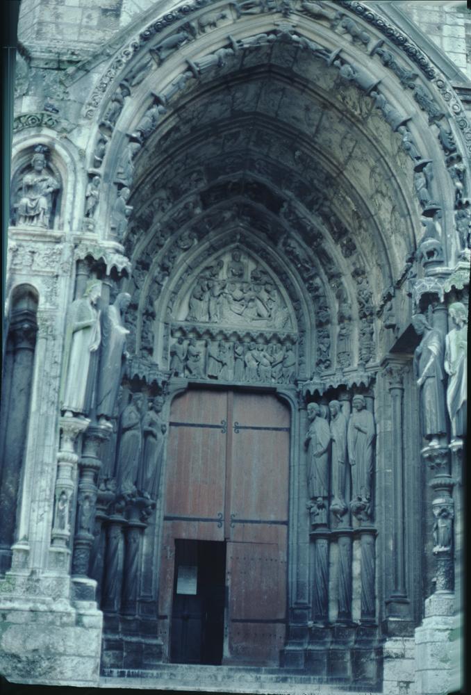 Chartres North Exterior Slides 107