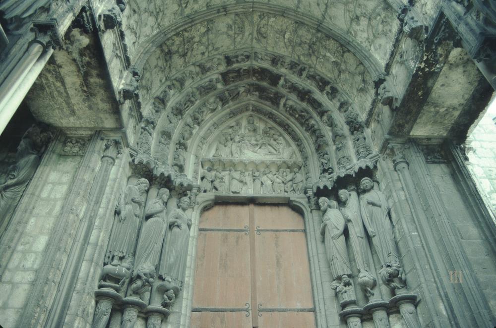 Chartres North Exterior Slides 108
