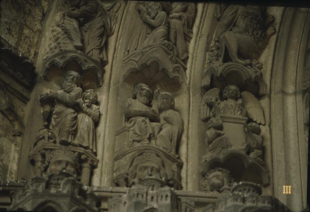 Chartres North Exterior Slides 112