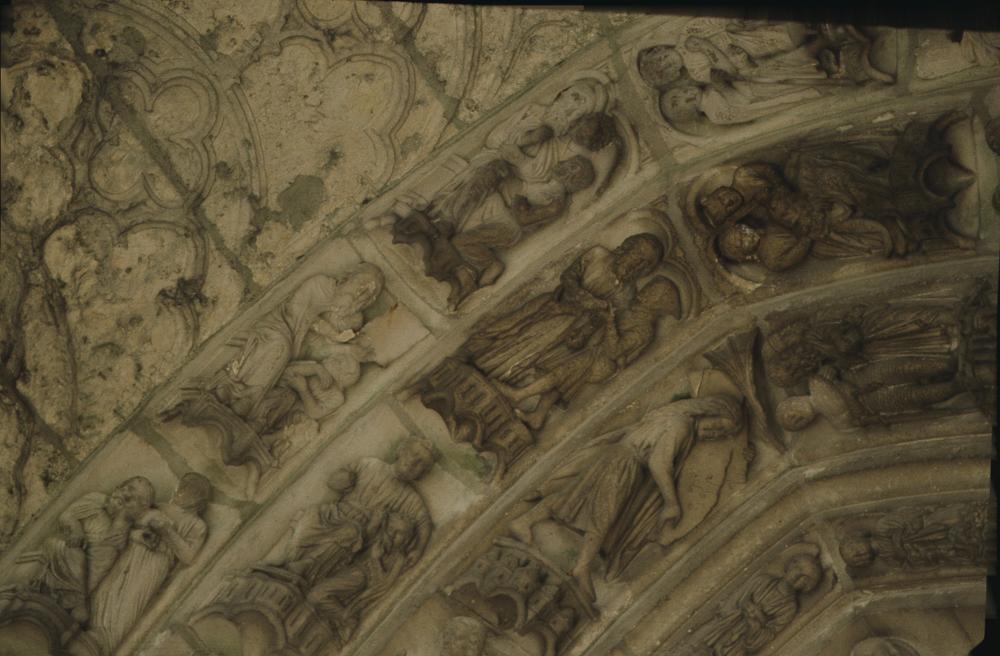 Chartres North Exterior Slides 114