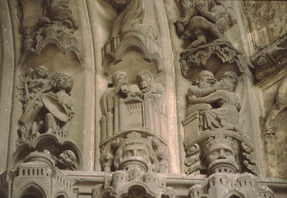 Chartres North Exterior Slides 117