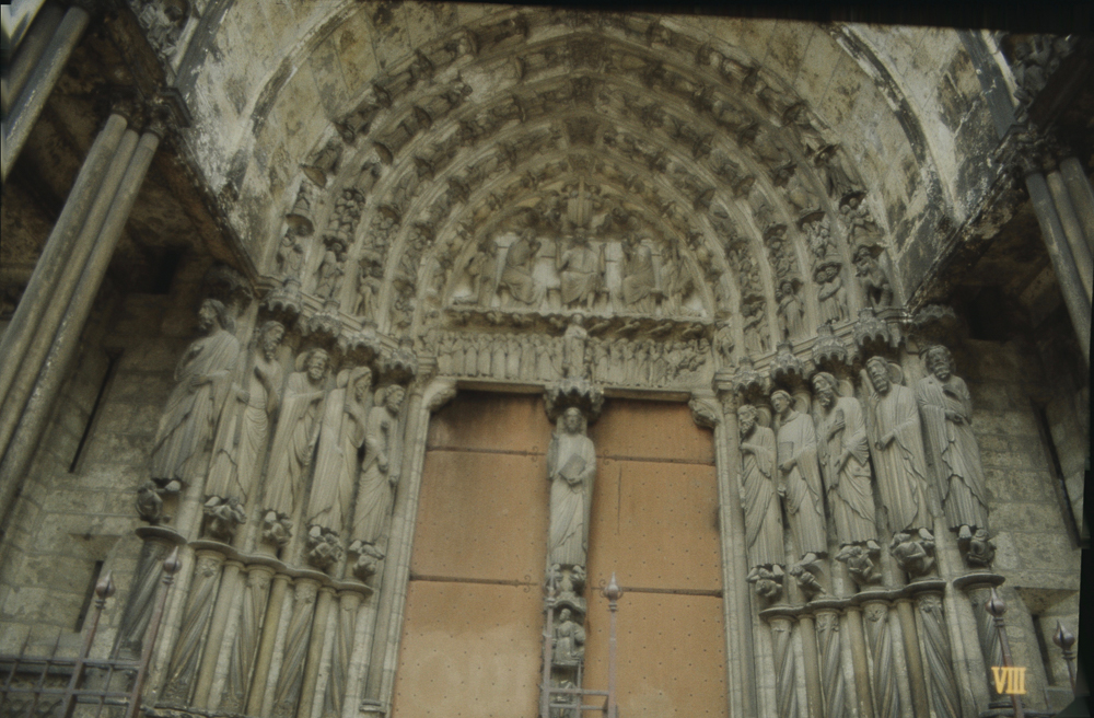 Chartres South Exterior Slides 009
