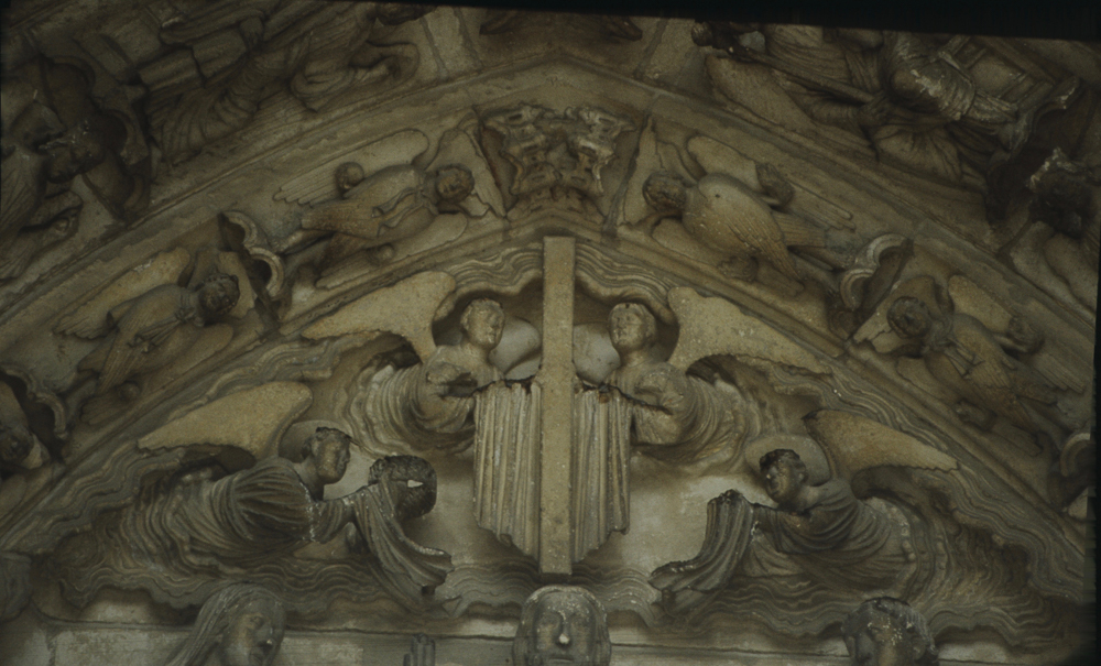 Chartres South Exterior Slides 028