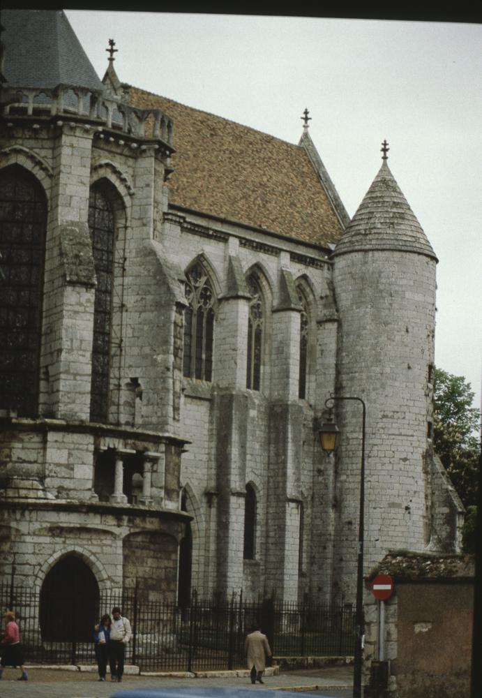 East end, chapel xxxxx.