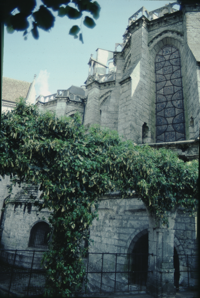 Chartres South Exterior Slides 070
