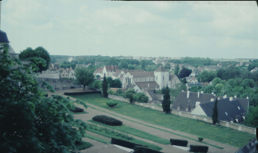 Chartres South Exterior Slides 079