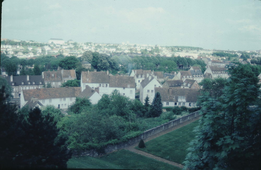 Chartres South Exterior Slides 080
