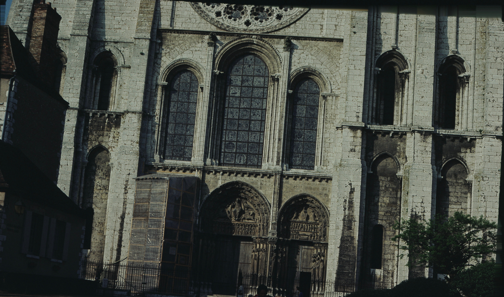 Chartres West Exterior Slides 014