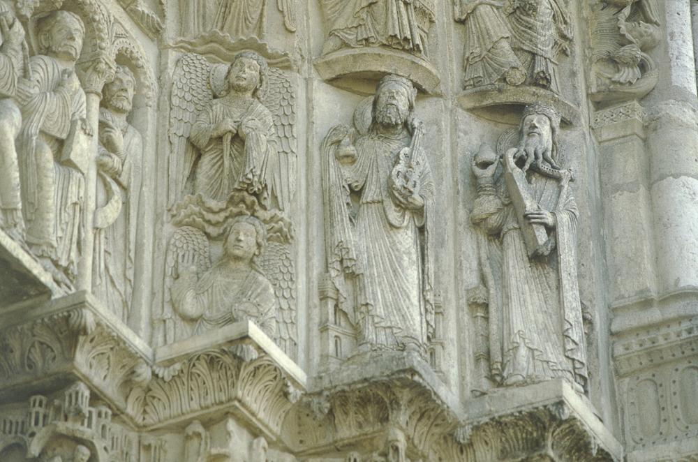 Chartres West Exterior Slides 019