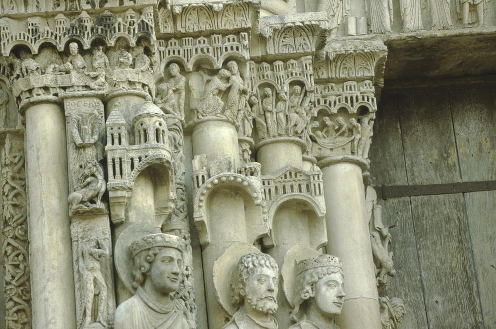 Chartres West Exterior Slides 023