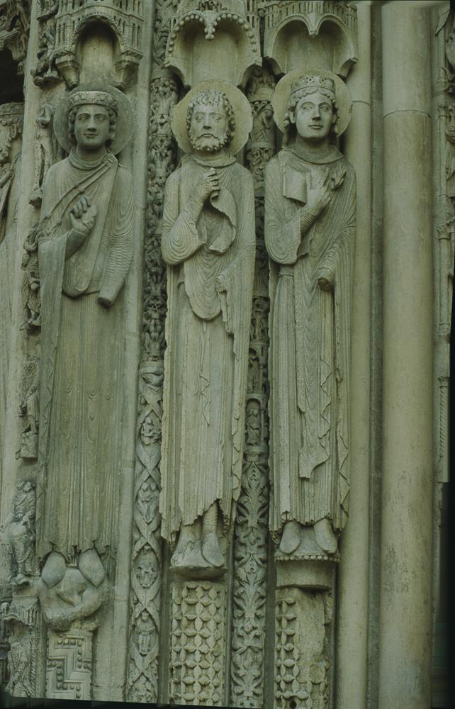 Chartres West Exterior Slides 027
