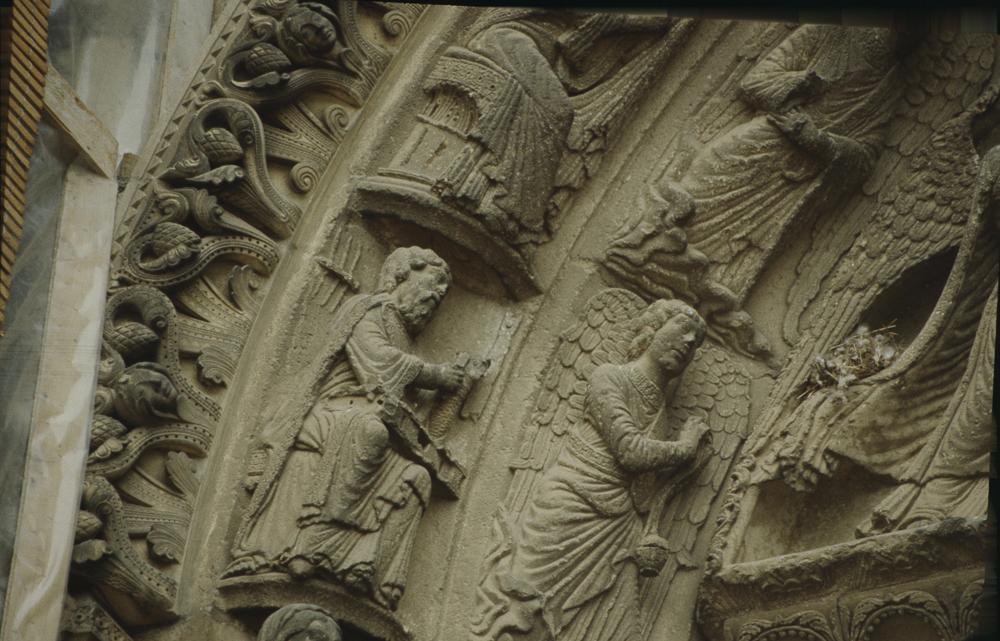 Chartres West Exterior Slides 036