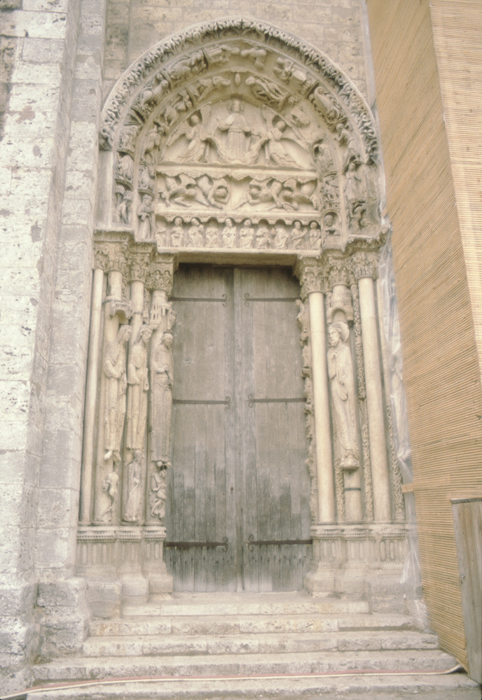 Chartres West Exterior Slides 051