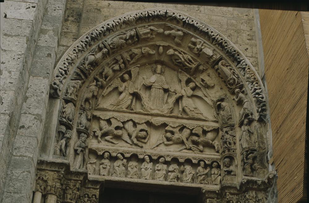 Chartres West Exterior Slides 059