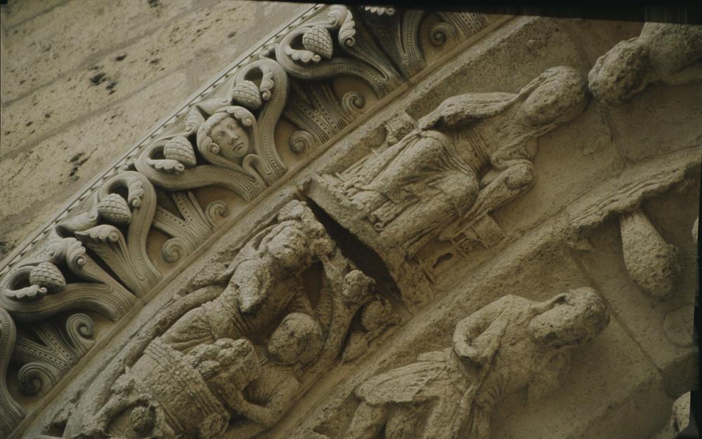 Chartres West Exterior Slides 064