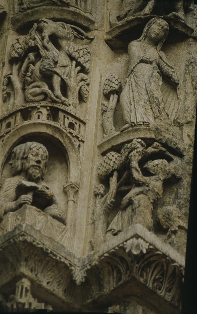 Chartres West Exterior Slides 069