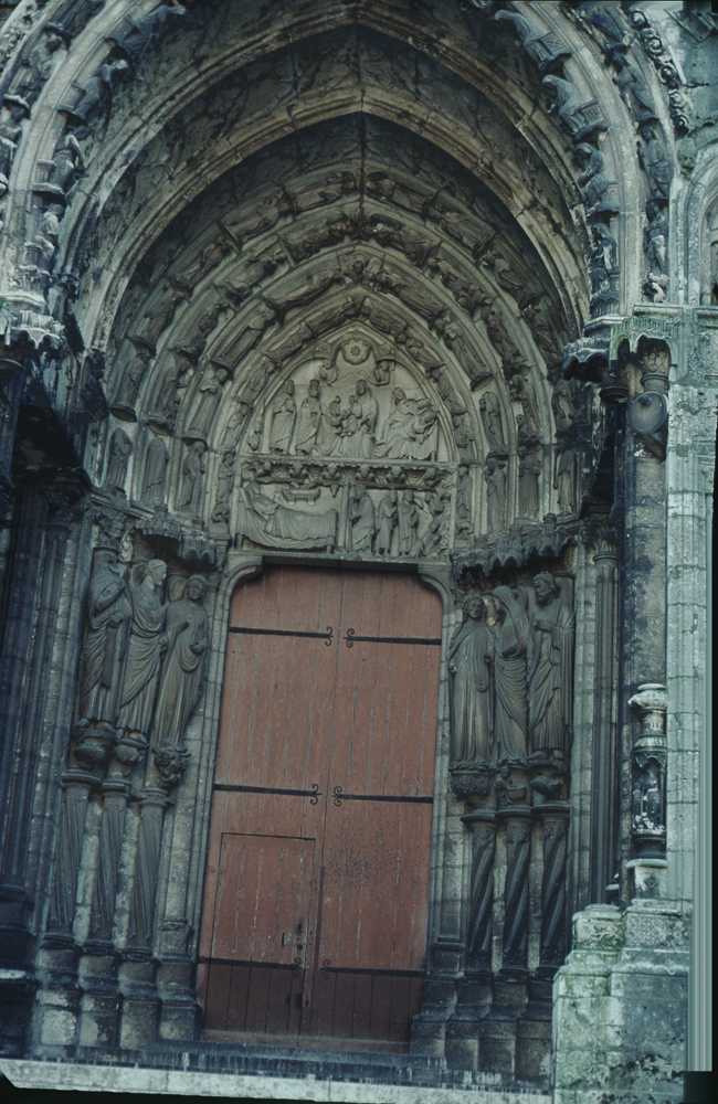 Chartres West Exterior Slides 073