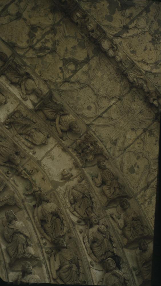 Chartres West Exterior Slides 088