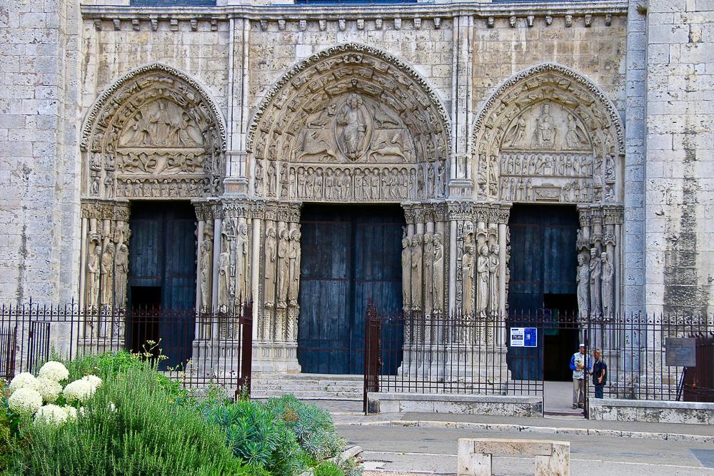 Chartres, west portal
