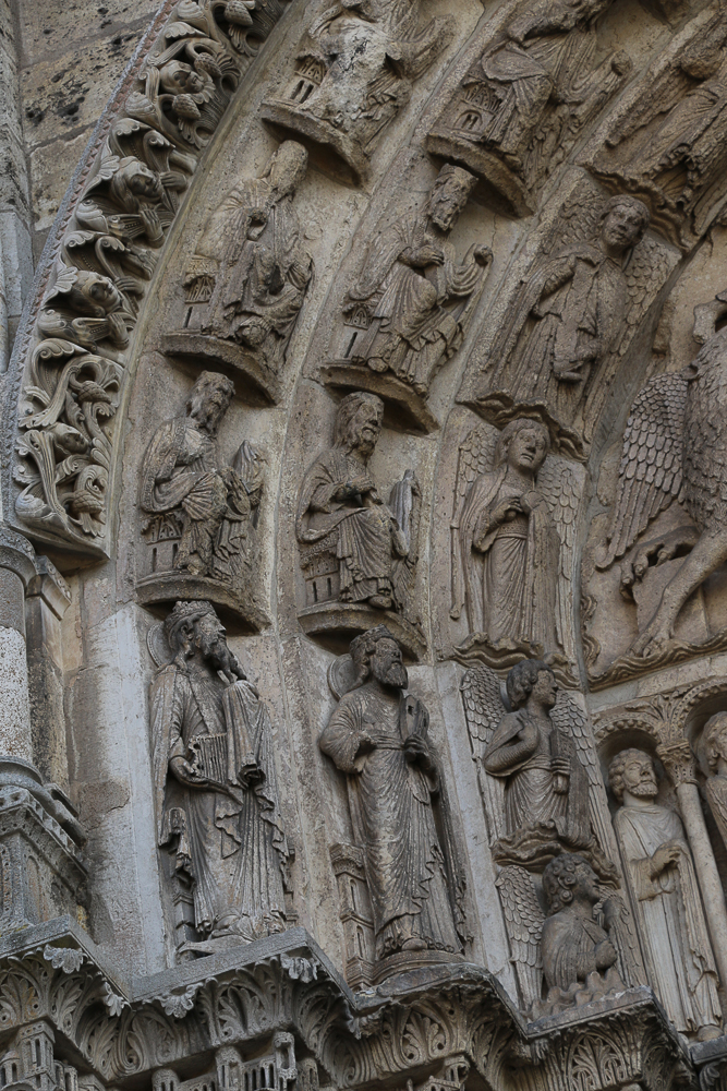 Elders & Angels from Revelation
