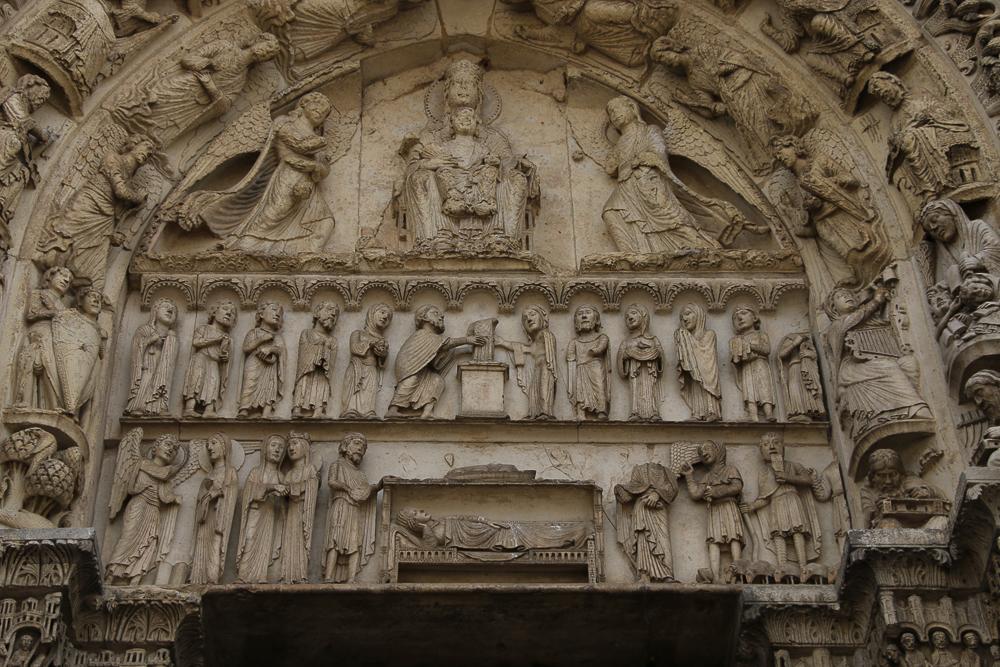 Nativity Annunciation, Visitation, Presentation