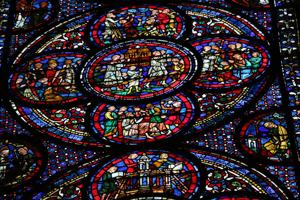 The Miracles of the Virgin Window