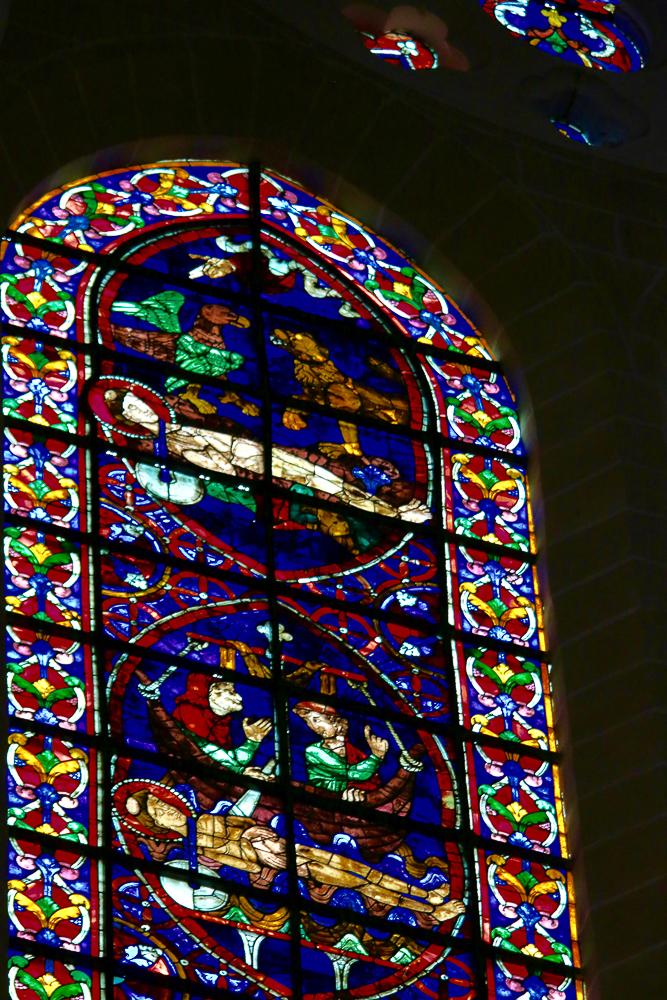 St. Vincent Clerestory Window