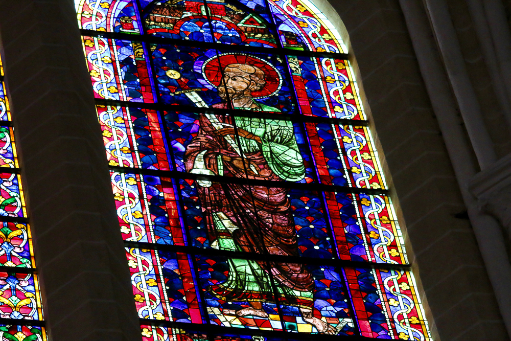 St. Paul the Apostle Window Clerestory