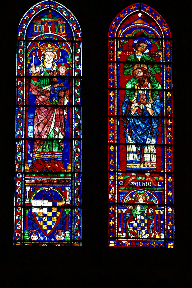 Lancets: South Rose Chartres