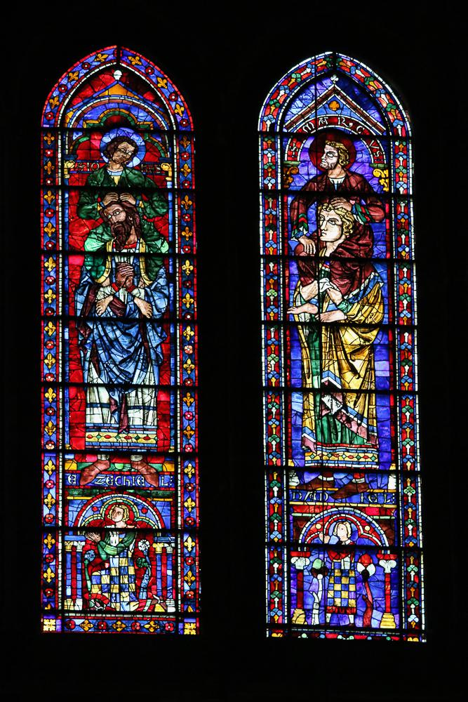 Lancet Windows South Rose Chartres