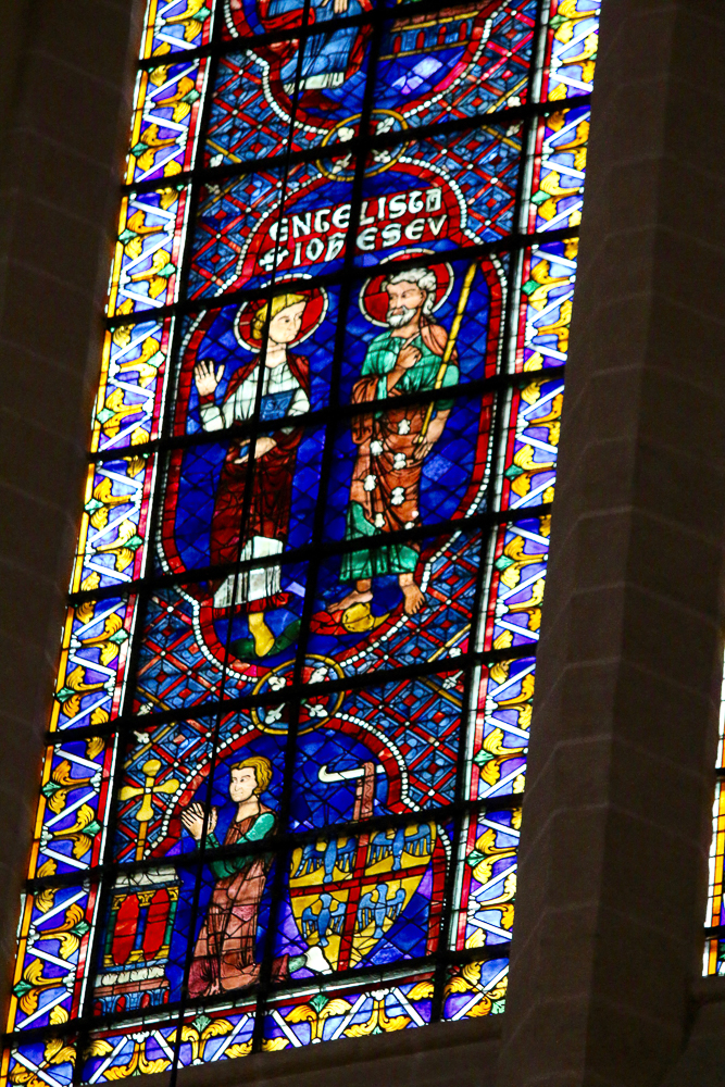 South Choir Clerestory Window Chartres