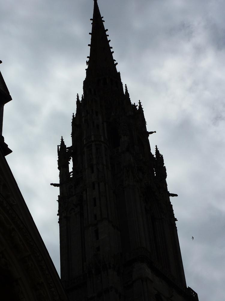 Chartres, north toweroriginal (4295137995)